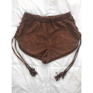 Brown festival shorts